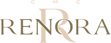 лого на козметичен бранд ренора