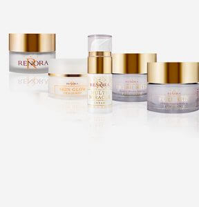 готови козметични продукти ренора