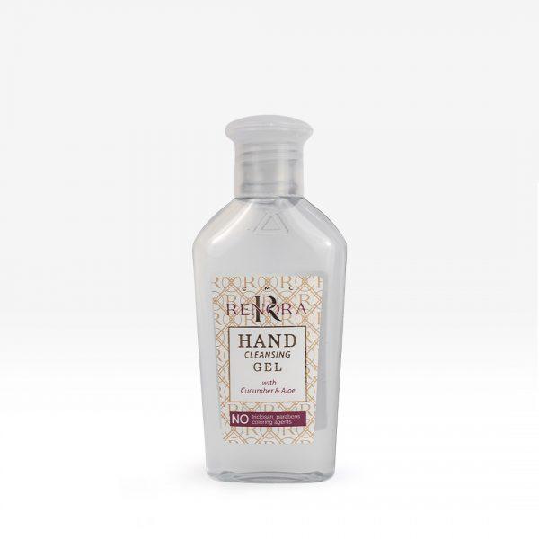 Почистващ гел за ръце със съдържание на спирт ренора